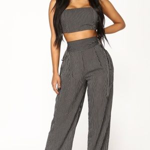 Fashion Nova 2piece Set